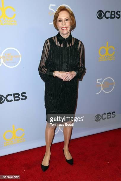 Carol Burnett attends the CBS' The Carol Burnett Show 50th Anniversary Special at CBS Televison City on October 4 2017 in Los Angeles California
