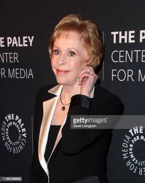 Carol Burnett attends The Paley Honors: A Special Tribute To Television's Comedy Legends at the Beverly Wilshire Four Seasons Hotel on November 21,...