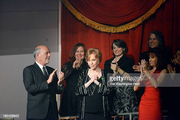 Carol Burnett is honored at The Kennedy Center 16th Annual Mark Twain Prize for American Humor at the Kennedy Center in Washington DC on October 20...