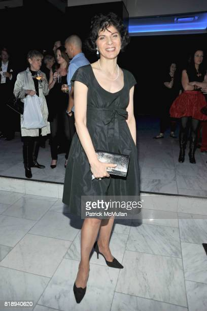 Carol Celentano attends PATTI SMITH Live in Concert A Benefit for The American Folk Art Museum at Espace on May 15 2010 in New York City