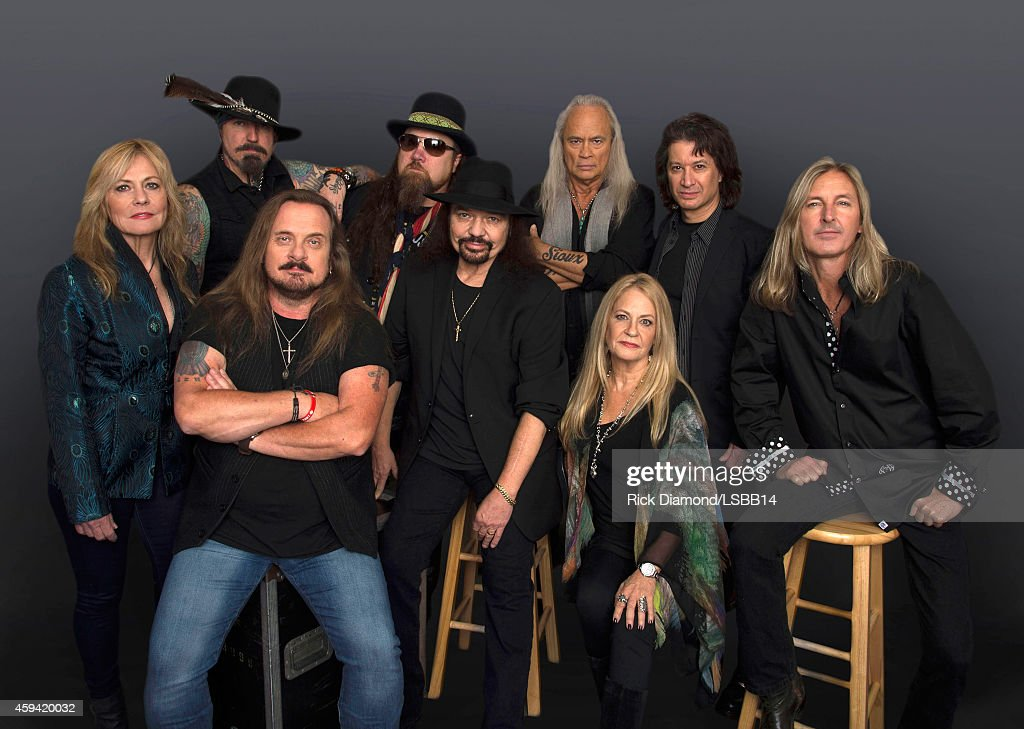 One More For The Fans! - Celebrating The Songs & Music Of Lynyrd Skynyrd - Portraits