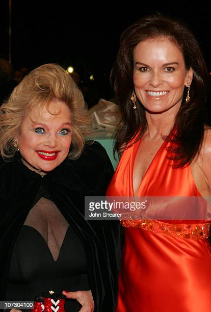 Carol Connors and Denise Brown during 17th Annual Palm Springs International Film Festival Gala Awards Presentation Red Carpet at Palm Springs...