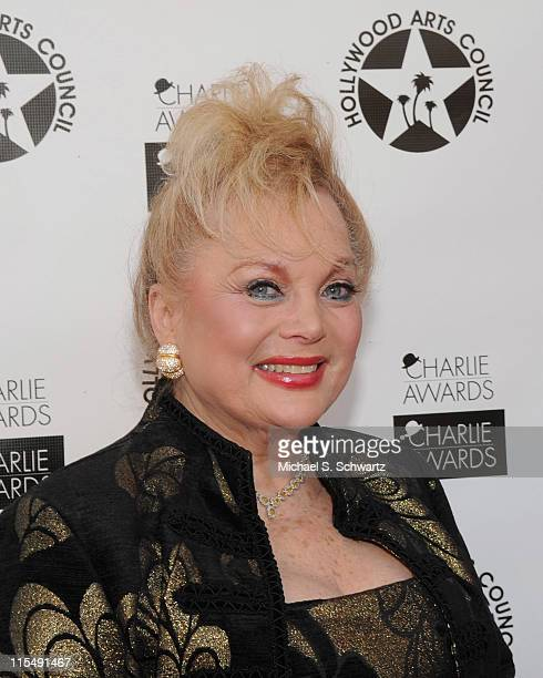 Carol Connors attends the 30th Anniversary BlackTie Gala and 22nd Annual Charlie Awards on March 29 2008 at Jim Henson Studios in Hollywood California