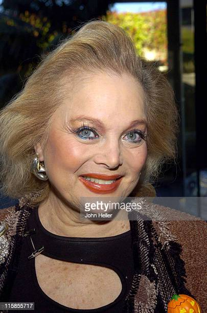 Carol Connors during 15th Annual Awards Benefit Luncheon for Friendly House at Beverly Hilton Hotel in Los Angeles California United States