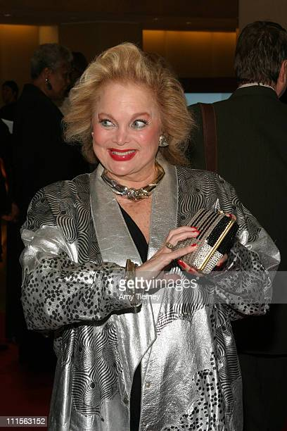 Carol Connors during David Gest and Dionne Warwick's The Party at Beverly Hilton Hotel in Beverly Hills California United States