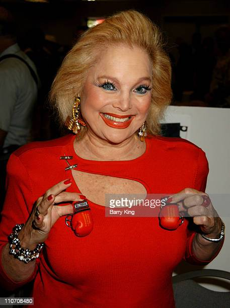 Carol Connors during Hollywood Collectors Celebrities Show 2004 at Beverly Garland's Holiday Inn in North Hollywood California United States
