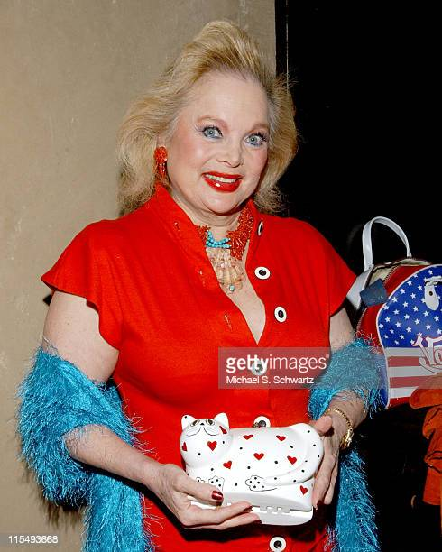 Carol Connors during The 20th Annual Charlie Awards at The Hollywood Roosevelt Hotel in Hollywood California United States