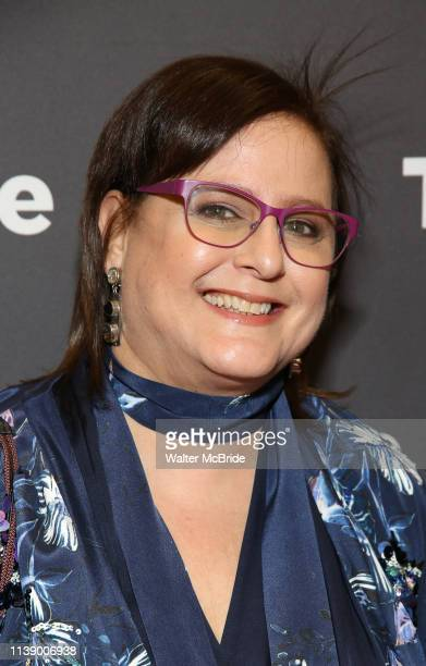 Carol Fineman attends the Broadway Opening Night of 'Tootsie' at The Marquis Theatre on April 22 2019 in New York City