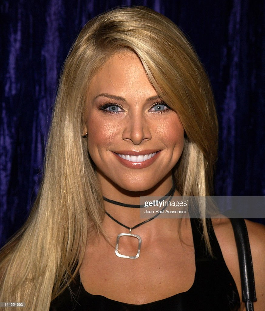 Carol Grow during 2004 Maxim Calendar Release Party at Bliss in Los Angeles, California, United States.