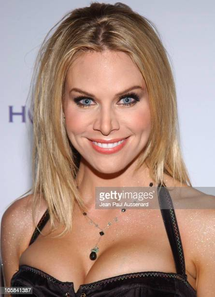 Carol Grow during Celebrity Locker Room Presents An All Star Night at The Mansion at The Playboy Mansion in Los Angeles California United States
