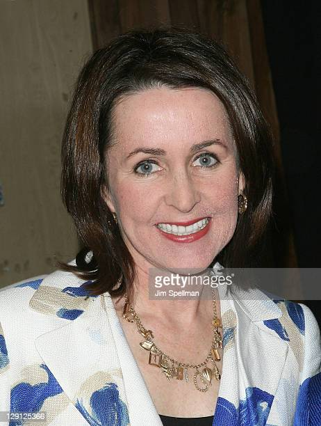 """Carol Higgins Clark promotes """"I'll Walk Alone"""" & """"Mobbed"""" at Bookends Bookstore on April 12, 2011 in Ridgewood, New Jersey."""