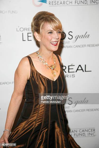 Carol J Hamilton attends L'OREAL Legends Gala Benefiting The Ovarian Cancer Research Fund at The American Museum Of Natural History on November 8 2006