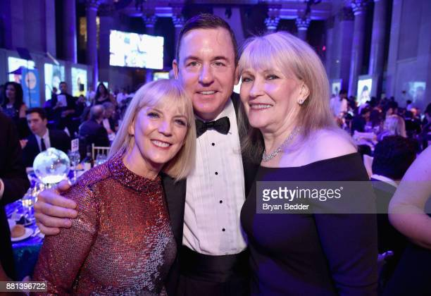 Carol J Hamilton Chief Development Officer Executive Vice President for UNICEF USA Barron Segar and Christine Oliver attend 13th Annual UNICEF...