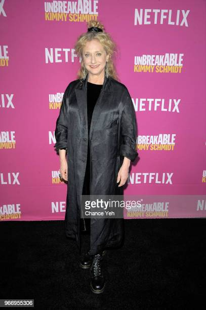 Carol Kane attends #NetflixFYSee 'Unbreakable Kimmy Schimdt' for Your Consideration Event at DGA Theater on June 3 2018 in New York City