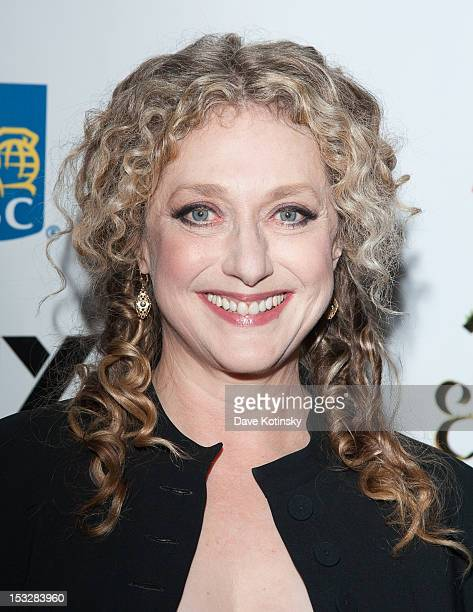 """Carol Kane attends the 25th Anniversary Screening & Cast Reunion Of """"The Princess Bride"""" during the 50th annual New York Film Festival at Alice Tully..."""
