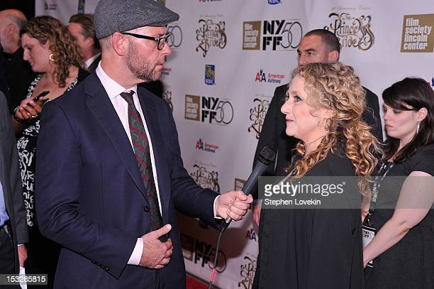 Carol Kane attends the 25th anniversary screening cast reunion of The Princess Bride during the 50th New York Film Festival at Alice Tully Hall on...