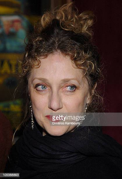 """Carol Kane during """"The Life Aquatic with Steve Zissou"""" New York Premiere - Inside Arrivals at Ziegfeld Theater in New York City, New York, United..."""
