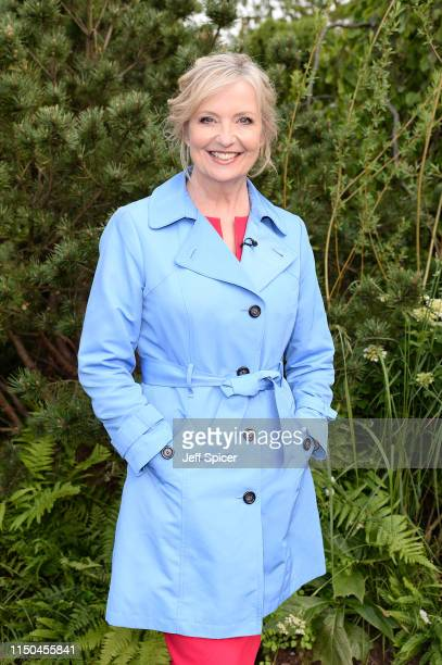 Carol Kirkwood attends the RHS Chelsea Flower Show 2019 press day at Chelsea Flower Show on May 20 2019 in London England