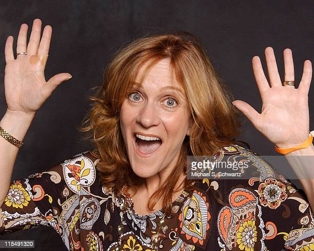 Carol Leifer at the Hollywood Improv on March 5 2008 in Los Angeles California