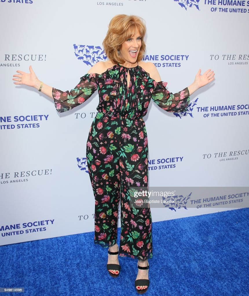 The Humane Society Of The United States' To The Rescue! Los Angeles Gala - Arrivals
