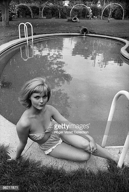 Carol Lynley American actress about 1964