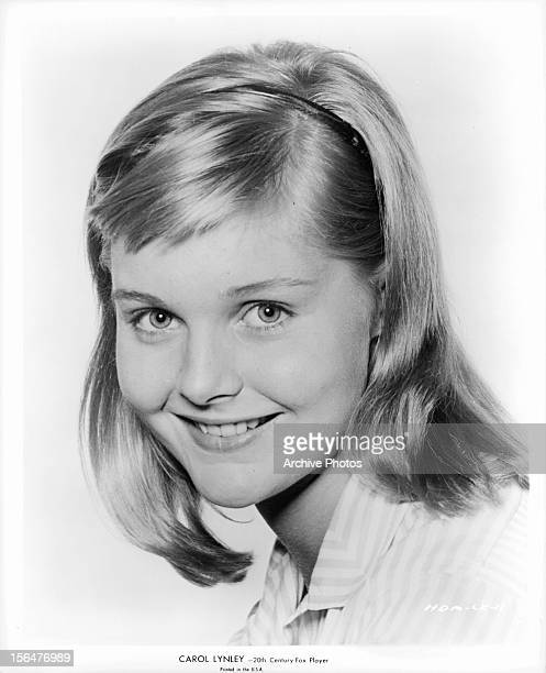 Carol Lynley in publicity portrait for the film 'HoundDog Man' 1959