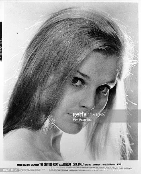 Carol Lynley publicity portrait from the film 'The Shuttered Room' 1967