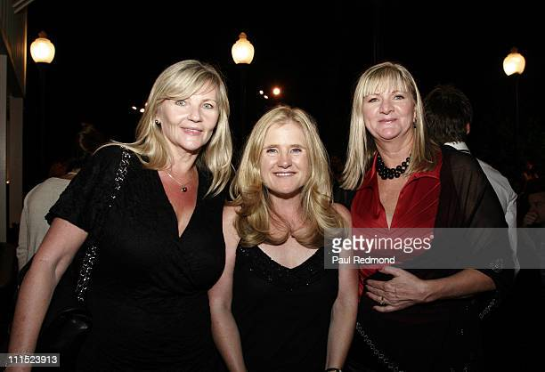 Carol Masterson Nancy Cartwright Rose Goss during Monte Carlo Night Fundraiser for Pals Youth Center September 30 2006 at Nancy's Farm in Northridge...