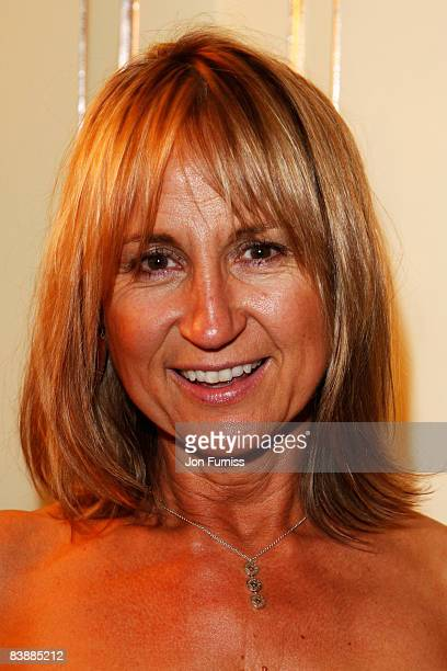 Carol McGiffin arrives at the TV Quick TV Choice Awards Held at the Dorchester Hotel on September 8 2008 in London England