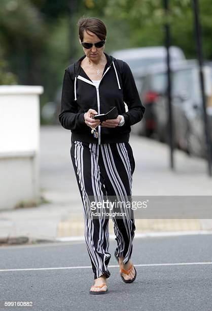 Carol McGiffin sighting on August 27 2016 in London England