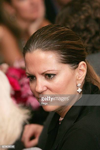 Carol Pinnelli attends the DY VIP Dinner Hosted by David Yurman at Nasher Sculpture Center on September 17, 2008 in Dallas, Texas.