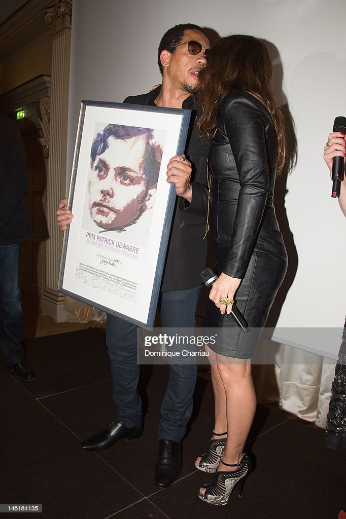 Romy Schneider And Patrick Dewaere Awards 2011 - Cocktail And Photocall : News Photo