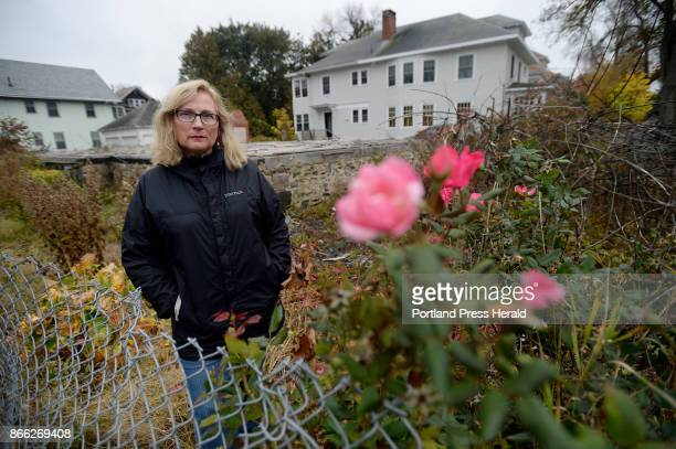 Carol Schiller has complained to the city about the conditions of the lot on Noyes St in Portland where six young adults perished after a fire...