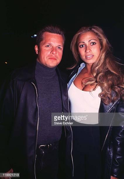 Carol Shaya and husband during Carol Shaya at Expo 1995 at Expo in New York City New York United States