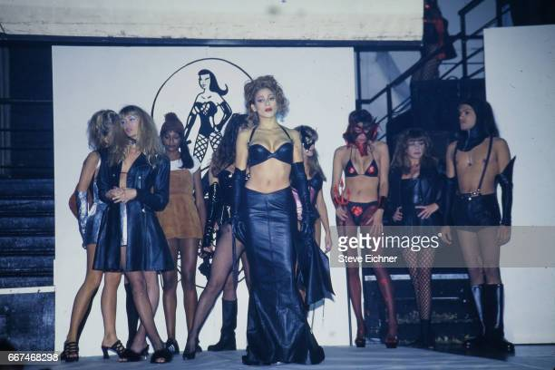 Carol Shaya Castro at Limelight New York New York October 13 1994