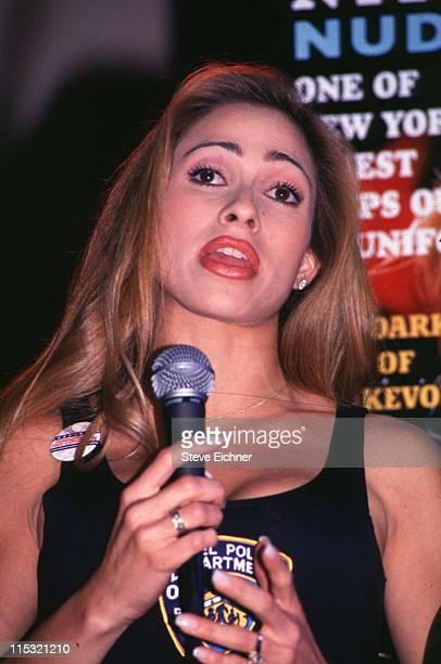 Carol Shaya during Carol Shaya at Club USA 1994 at Club USA in New York City New York United States