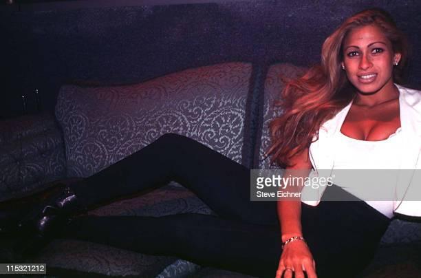 Carol Shaya during Carol Shaya at Expo 1995 at Expo in New York City New York United States