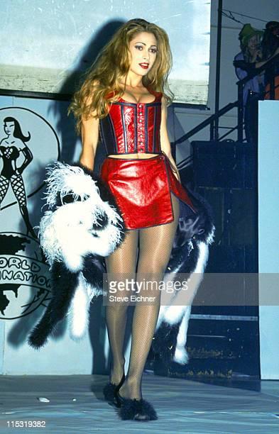 Carol Shaya during Carol Shaya at Limelight 1994 at Limelight in New York City New York United States