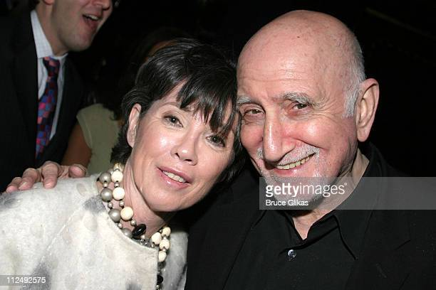 Carol Shorenstein Hays producer and Dominic Chianese