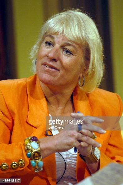 Carol Thatcher, daughter of ex Prime Minister, Margaret ...