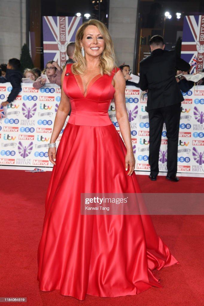 Pride Of Britain Awards 2019 - Red Carpet Arrivals : News Photo