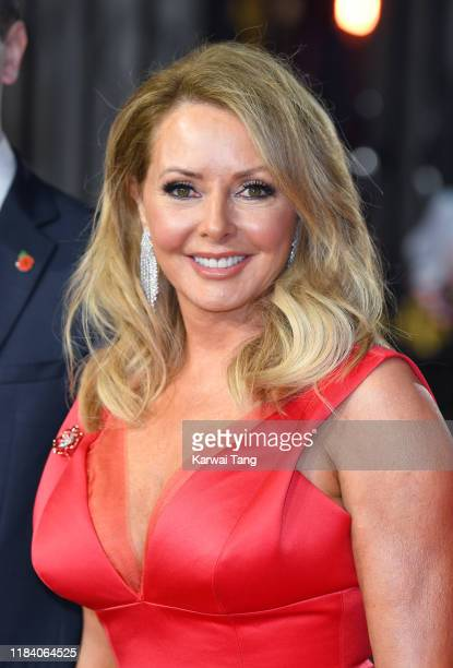 Carol Vorderman attends the Pride Of Britain Awards 2019 at The Grosvenor House Hotel on October 28 2019 in London England