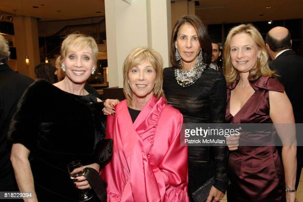 Carol Weisman Jill Smith Nancy Poses and Erica Tishman attend SLE LUPUS FOUNDATION 40th Anniversary Gala at Avery Fisher Hall on November 22 2010 in...