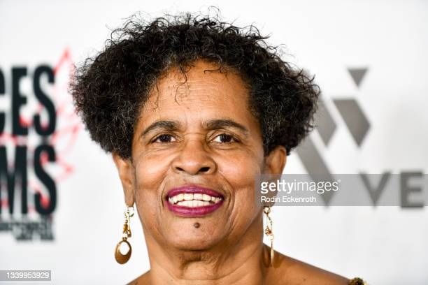 """Carol Whitaker attends the Closing Night of Dances with Film Festival with premiere of """"Mister Sister"""" at TCL Chinese Theatre on September 12, 2021..."""