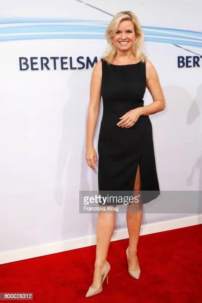 Carola Ferstl attends the 'Bertelsmann Summer Party' at Bertelsmann Repraesentanz on June 22 2017 in Berlin Germany