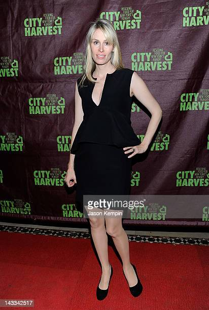 Carola Jain attends City Harvest's 18th Annual An Evening Of Practical Magic at Cipriani 42nd Street on April 24 2012 in New York City