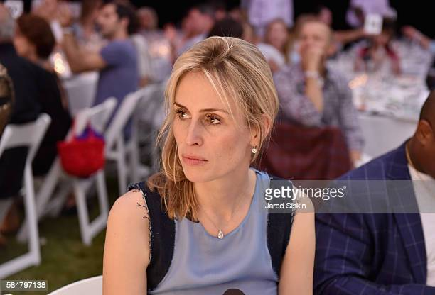Carola Jain attends the 23rd Annual Watermill Center Summer Benefit Auction at The Watermill Center on July 30 2016 in Water Mill New York
