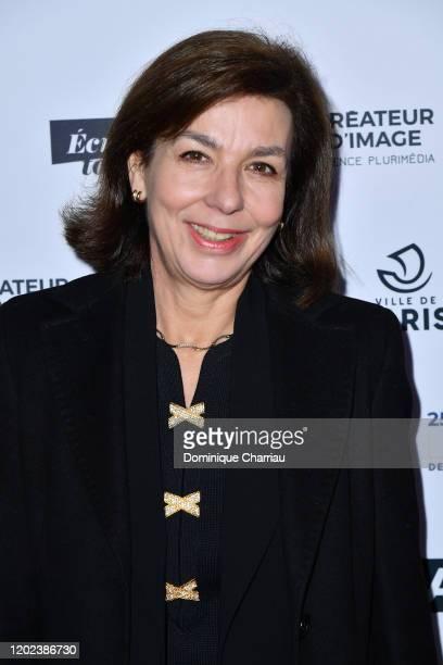 Carole Amiel attends the 25th Lumieres De La Presse Internationale Ceremony on January 27 2020 in Paris France