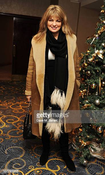 Carole Ashby arrives at the Sky 3D Women in Film TV Awards at The Hilton Hotel Park Lane on December 3 2010 in London England