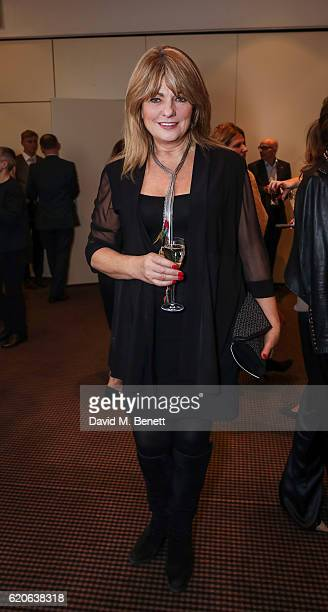 Carole Ashby attends the UK Premiere of The Uncondemned at BAFTA on November 2 2016 in London England
